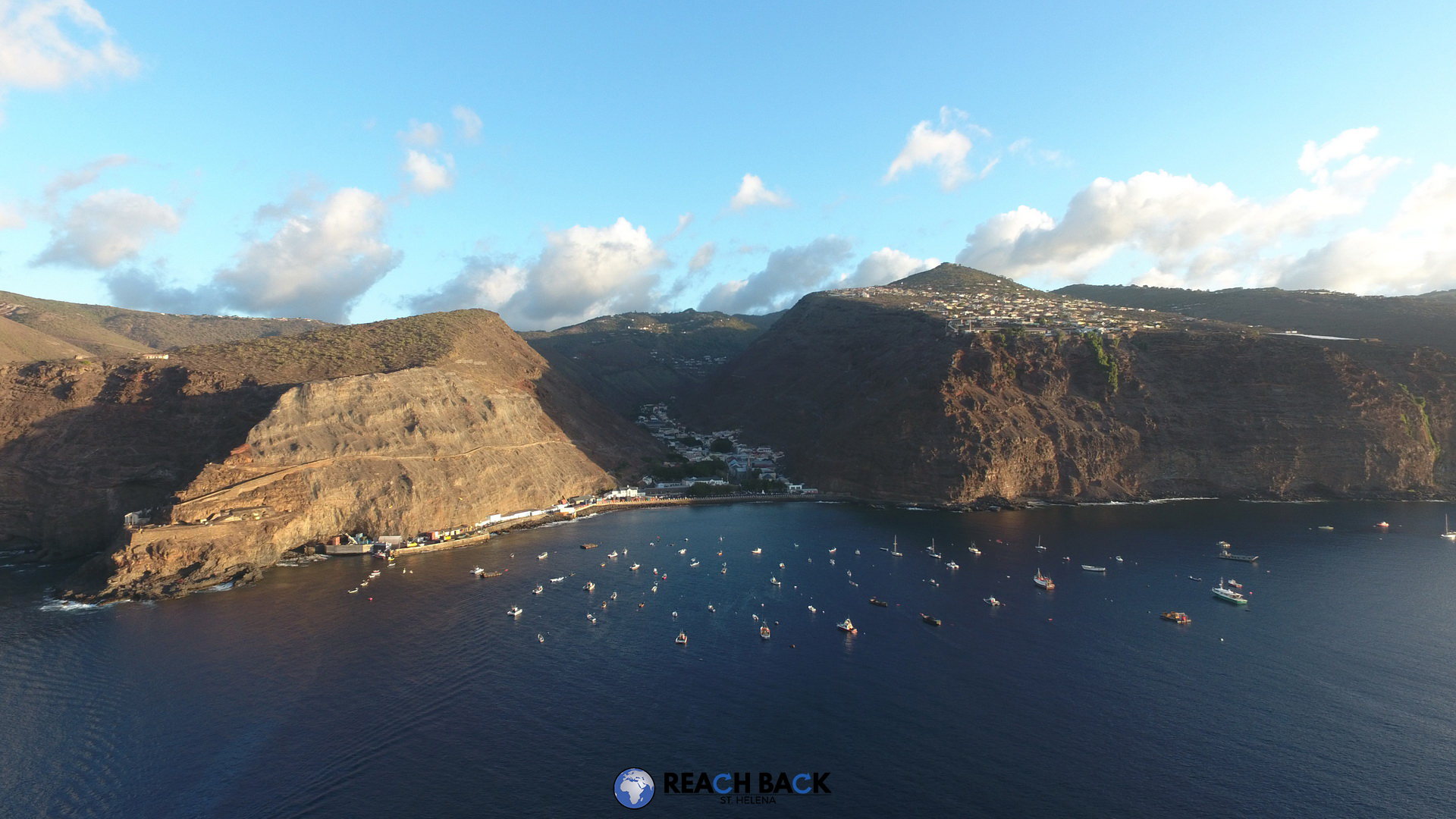 saint helena Saint helena island is in the middle of the atlantic ocean and is one of the  world's most isolated islands, and it is the place where napoleon bonaparte was .