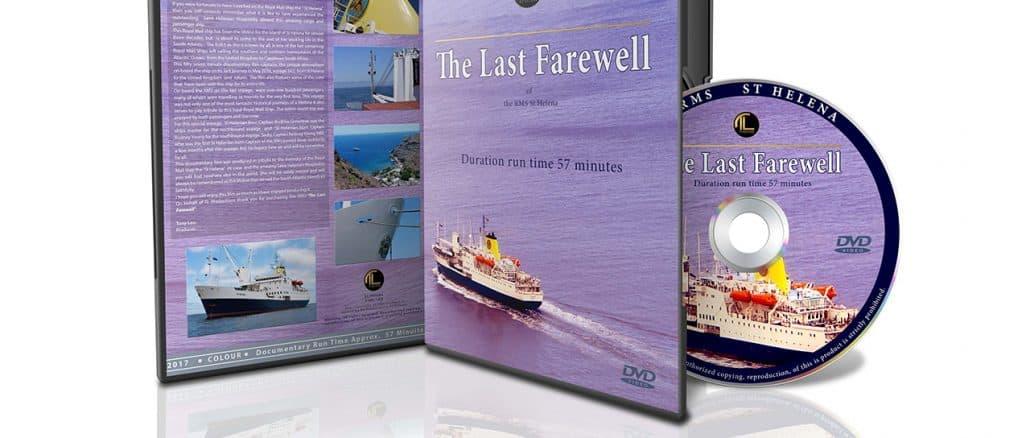 RMS St Helena-The Last Farewell