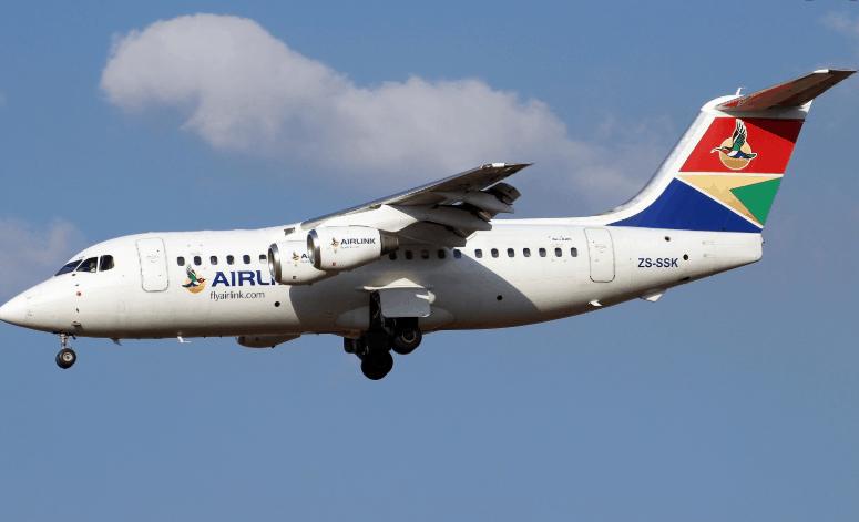SA Airlink RJ 85